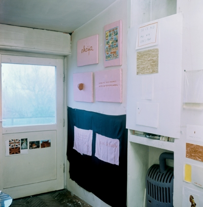 Red-Pink, Register of Work